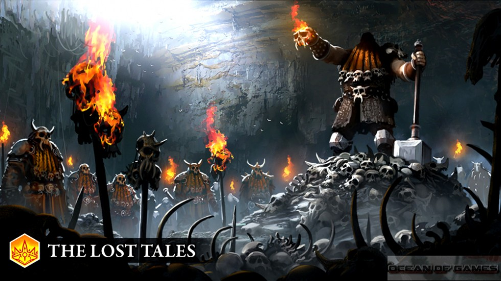 Endless Legends The Lost Tales Setup Free Download