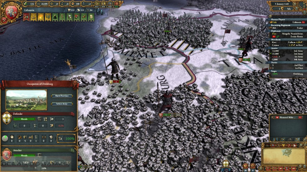 Europa Universalis IV Common Sense Download For Free