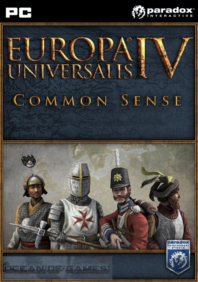 Europa Universalis IV Common Sense Free Download