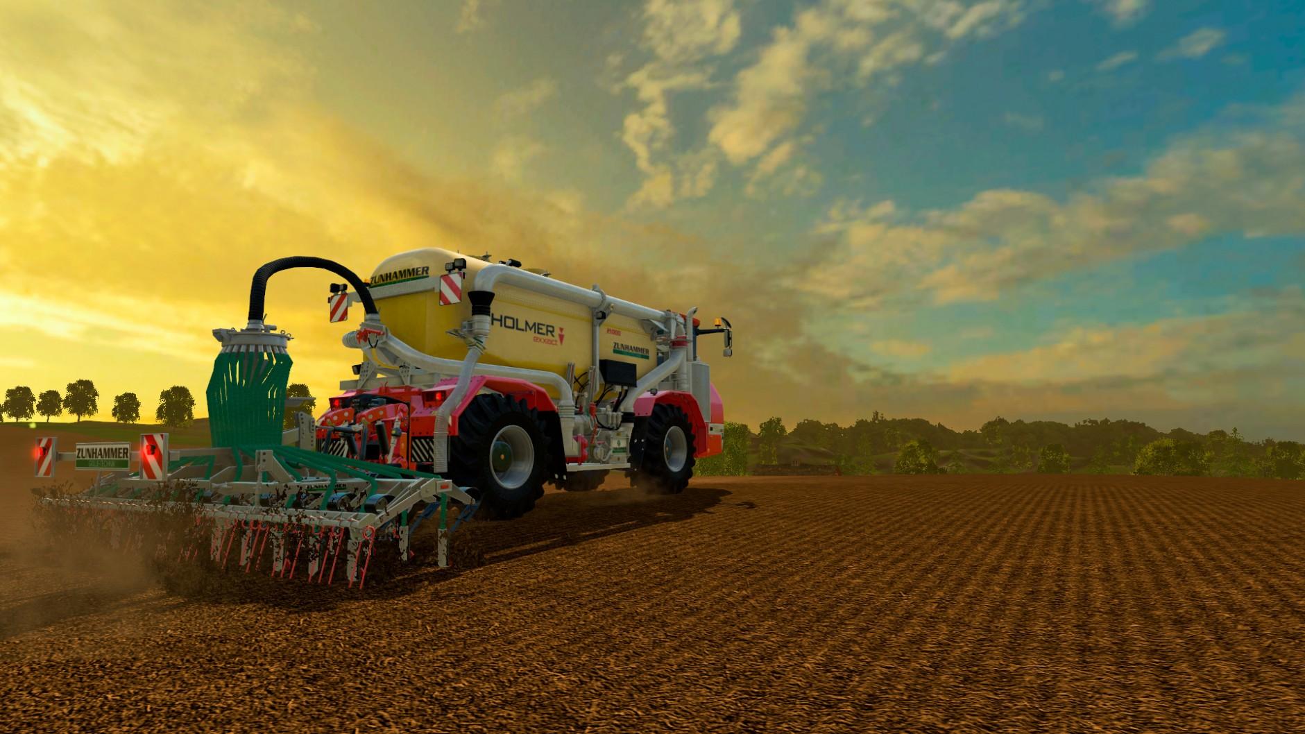 Farming Simulator 15 Holmer Setup Free Download