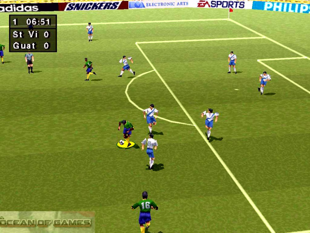 FIFA 98 Road To World Cup Setup Free Download