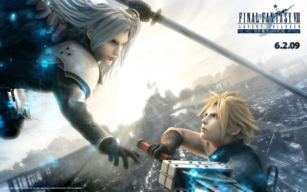 free download Final Fantasy vII