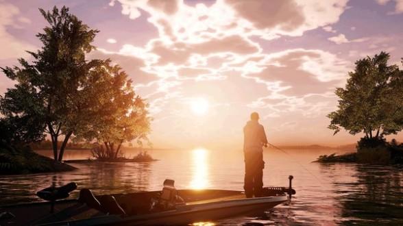 Fishing Sim World Lake Arnold Free Download