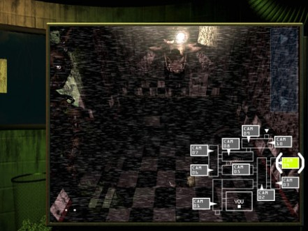 Five Nights At Freddys 3 PC Game Setup Free Download