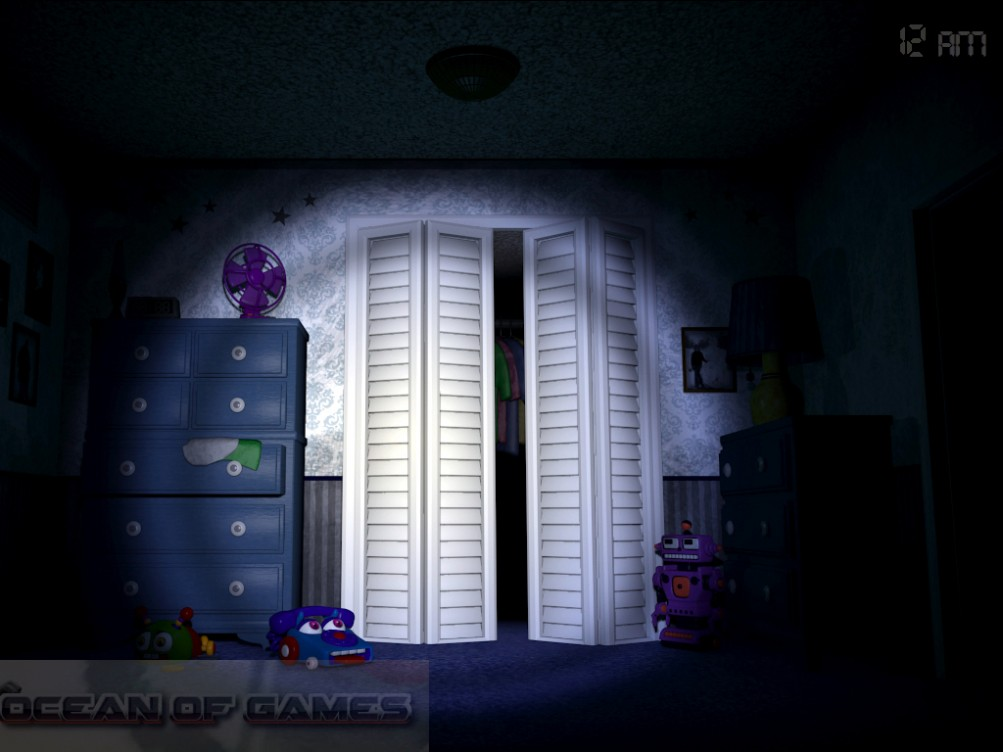 Five Nights at Freddys 4 Setup Download For Free