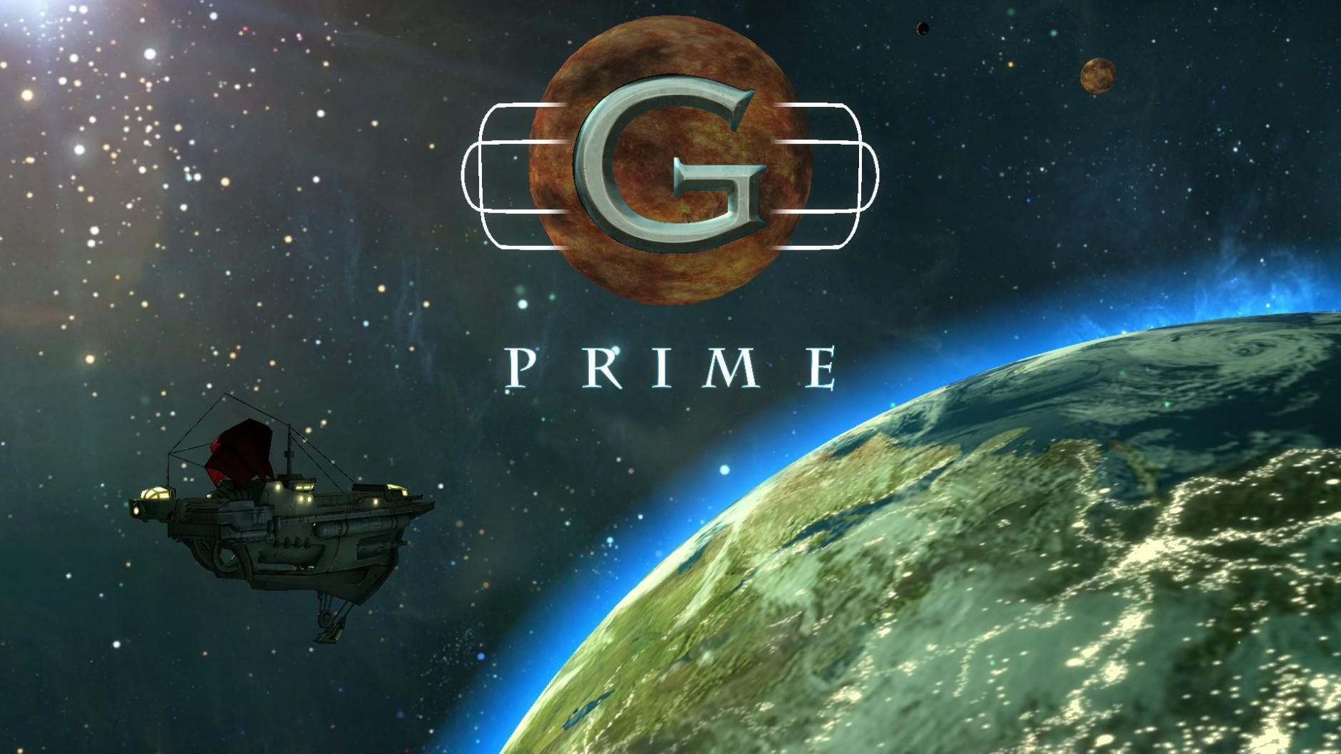 G Prime Into the Rain Free Download