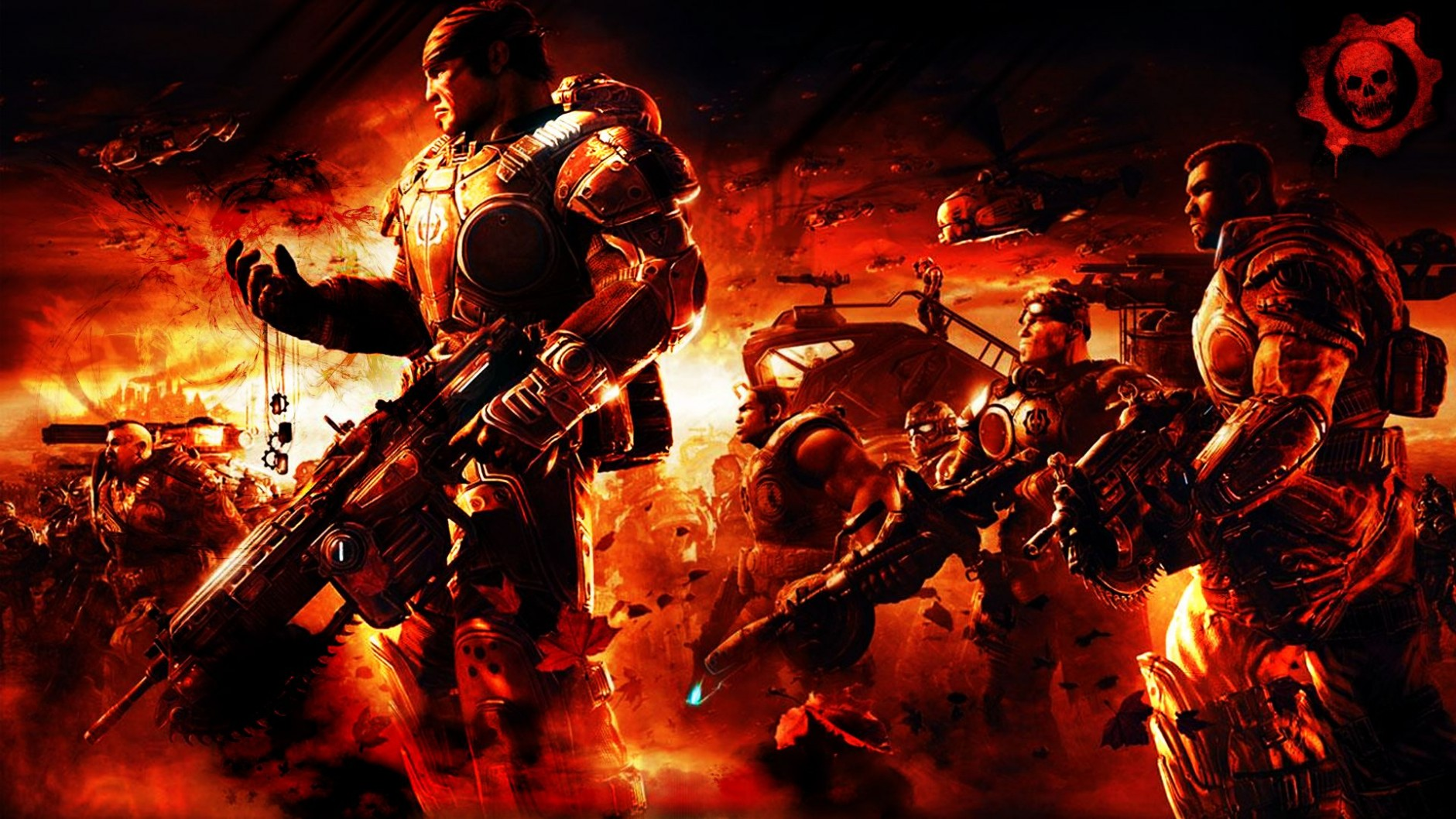 Free Gears Of War Game