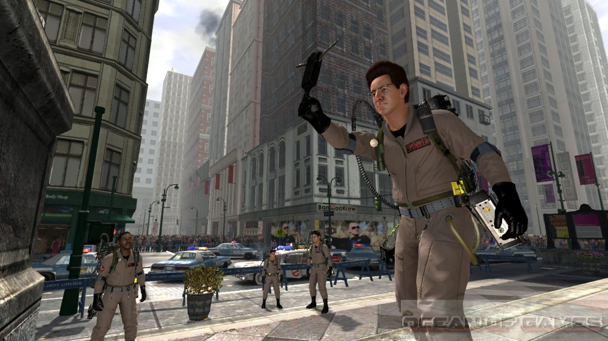 Ghostbusters PC Game Setup Free Download