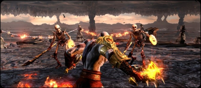 God of War Features