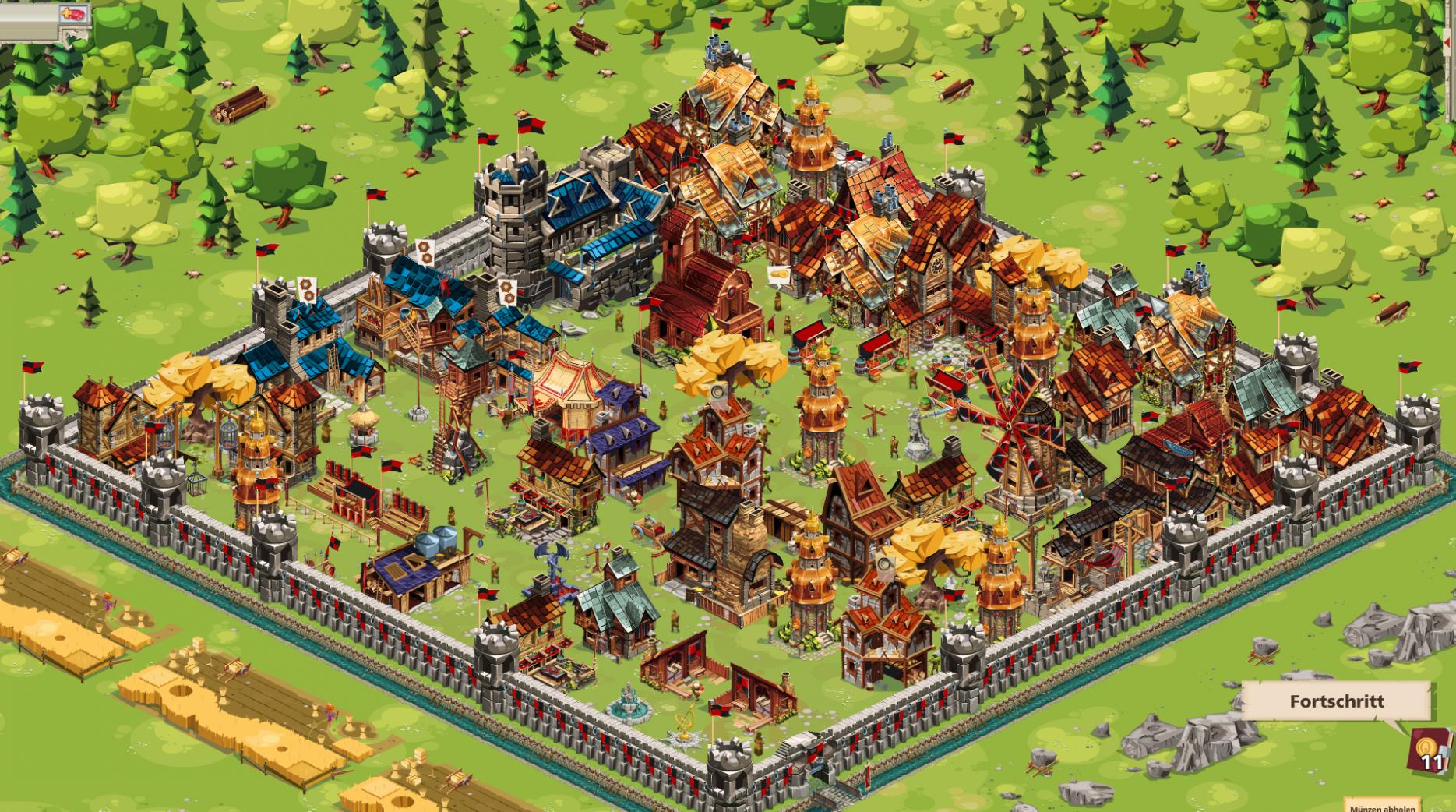 Goodgame Empire free