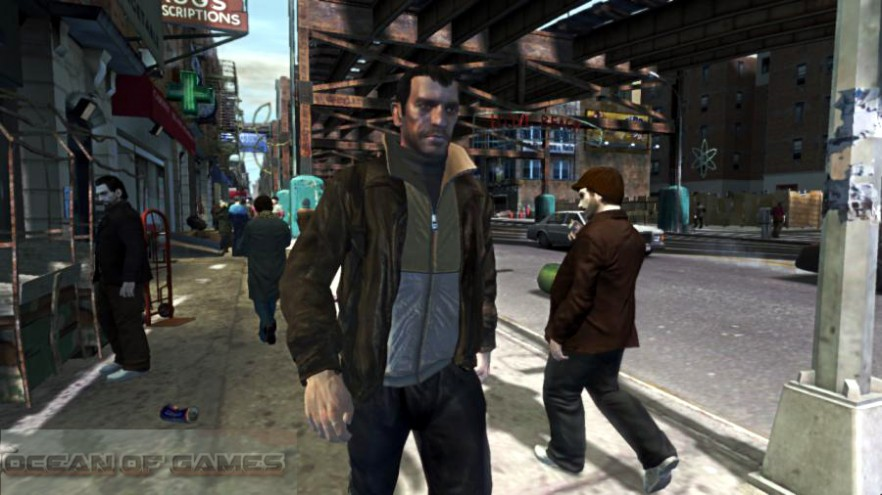 Download Grand Theft Auto IV Complete Edition for PC