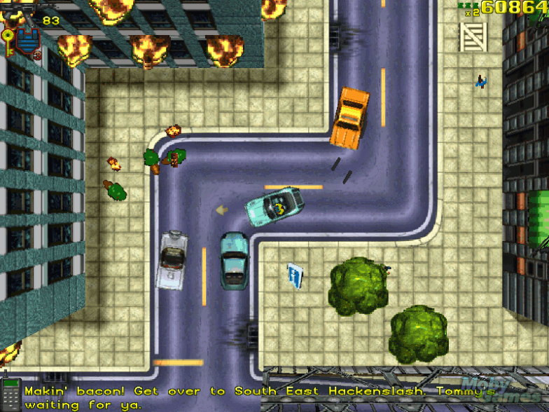 GTA 1 PC Game Setup Free Download