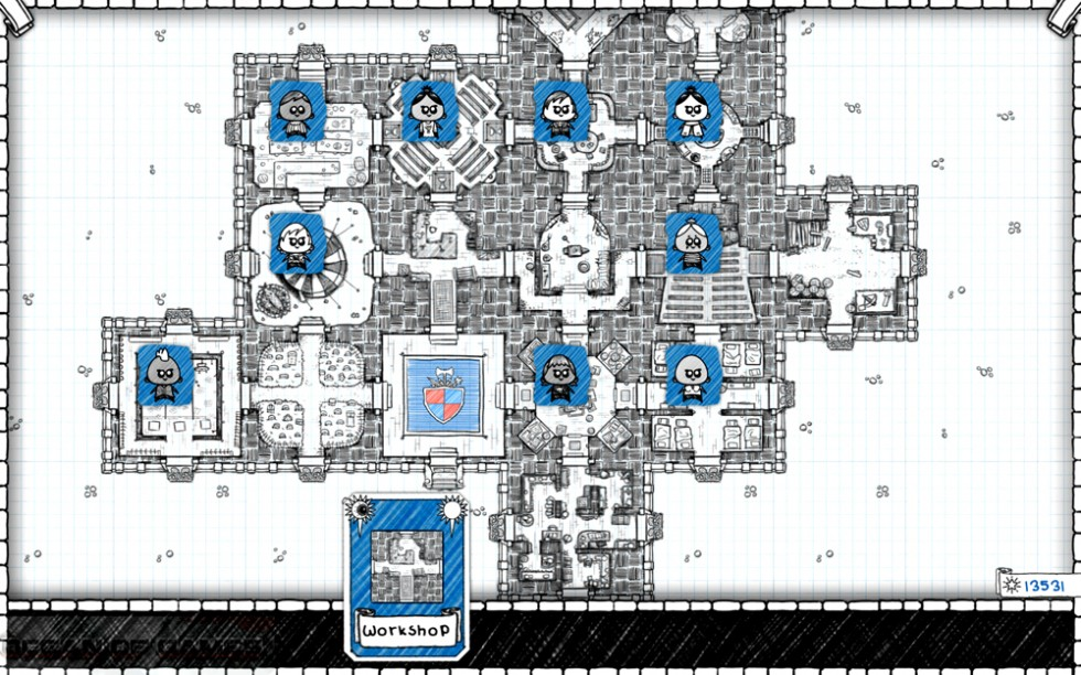 Guild of Dungeoneering Setup Free Download