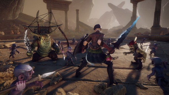 Hand of Fate 2 Outlands and Outsiders Free Download