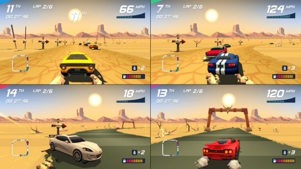 Horizon Chase Turbo Free Download