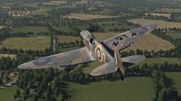 IL 2 Sturmovik Cliffs of Dover Blitz Free Download