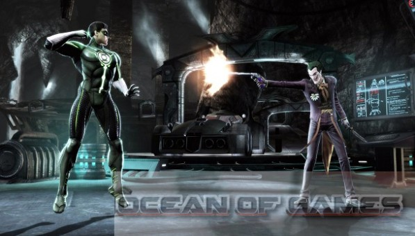 Injustice Gods Among Us Download Ocean Of Games