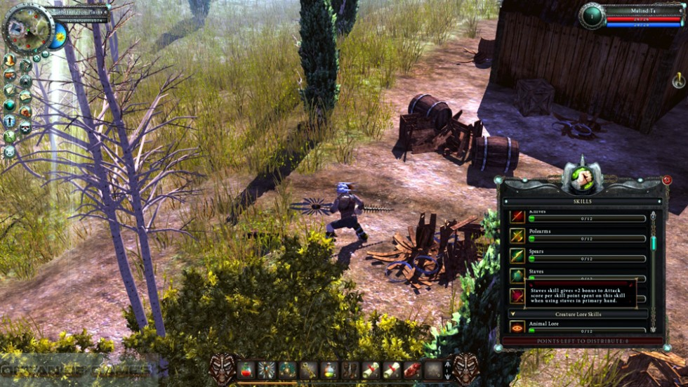 Legends of Dawn Setup Free Download