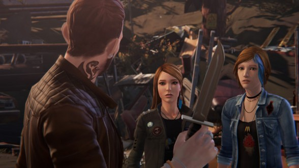 Life is Strange Before the Storm Episode 3 Free Download