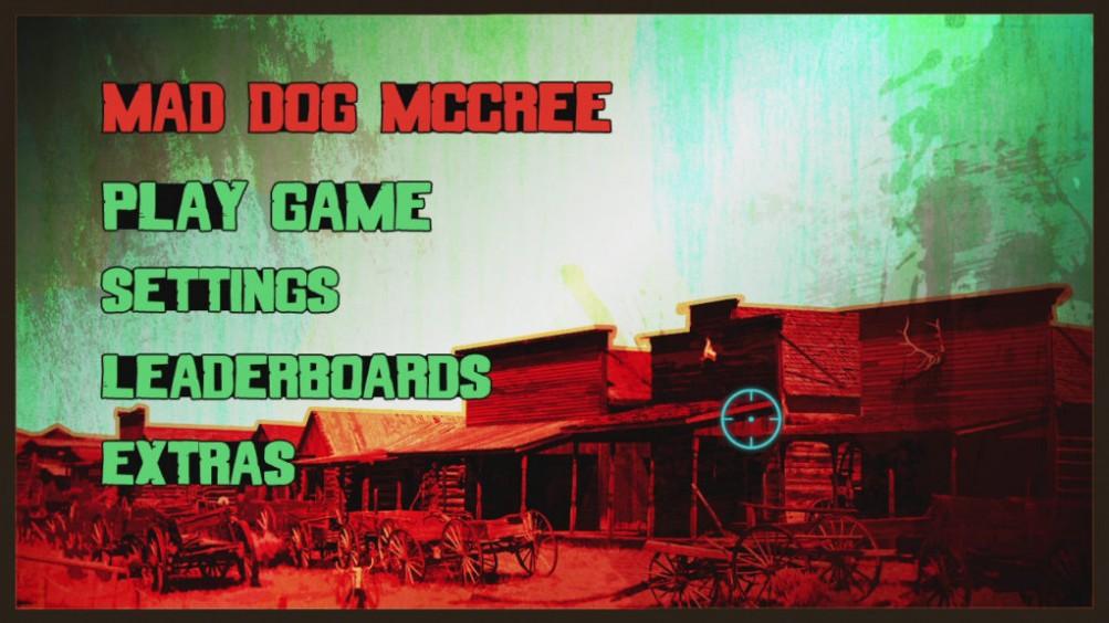 Mad Dog McCree Free Download