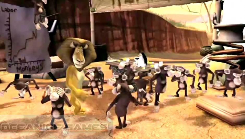Madagascar Escape 2 Africa Features