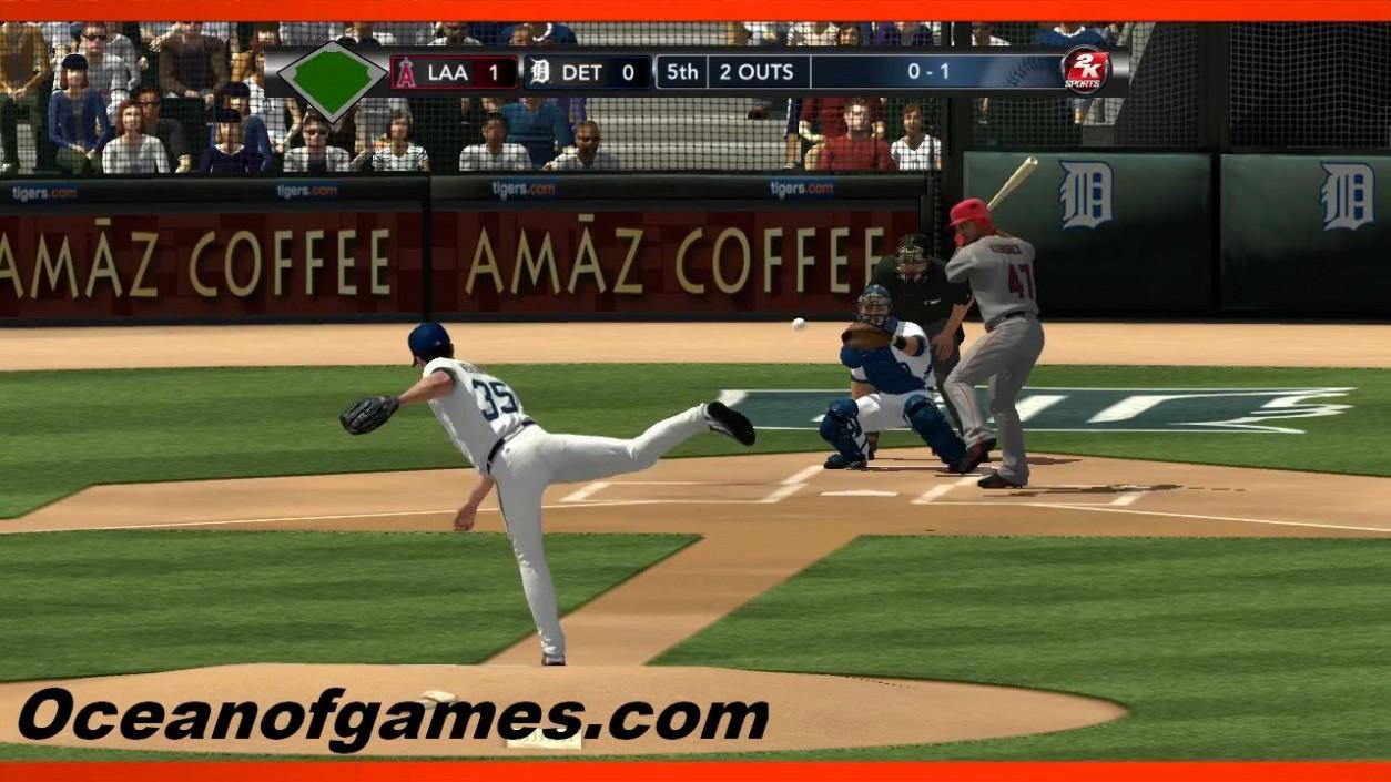 Major League Baseball 2K12 free