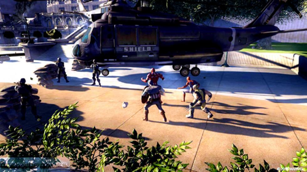 Marvel Avengers Alliance 2 Mod APK Setup Free Download