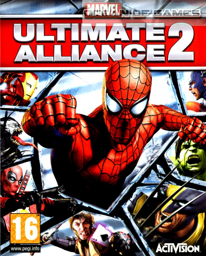 Marvel Ultimate Alliance 2 2016 Free Download