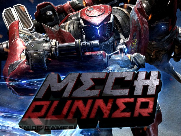 MechRunner Free Download