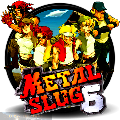 Metal Slug 6 Free Download