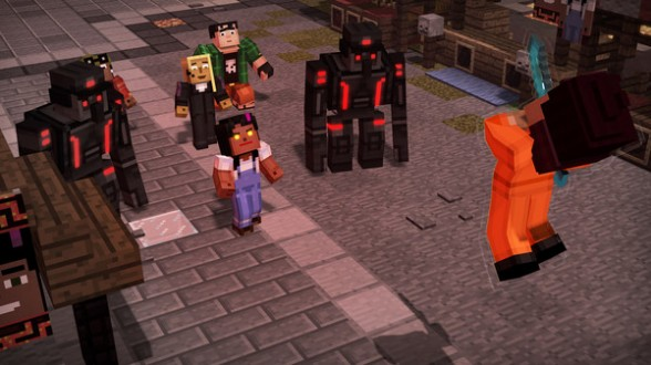 Minecraft Story Mode Season Two Episode 5 Free Download