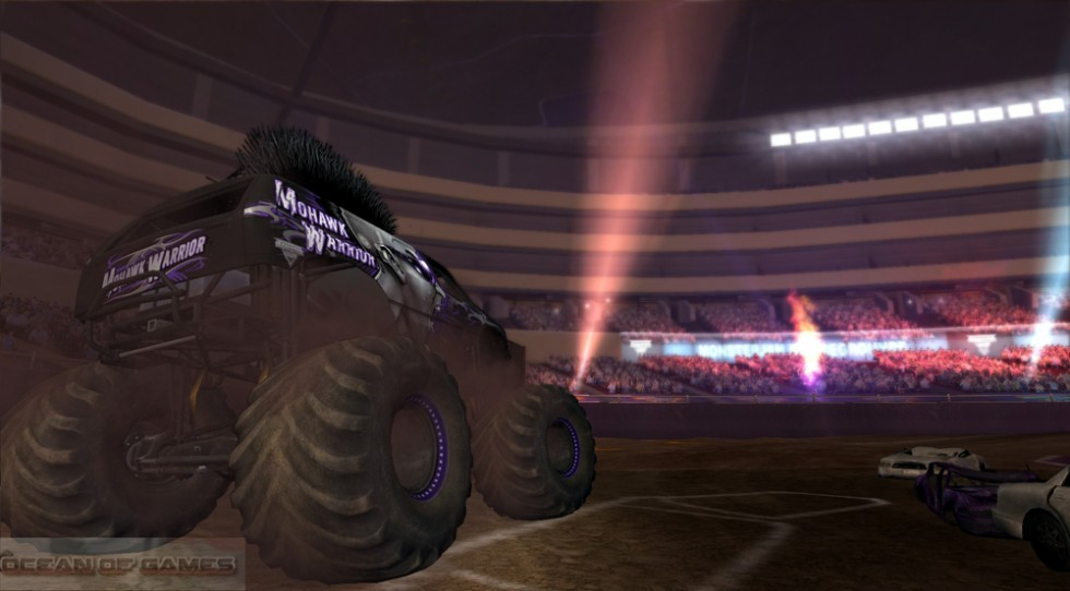 Monster Jam Battlegrounds Download For Free