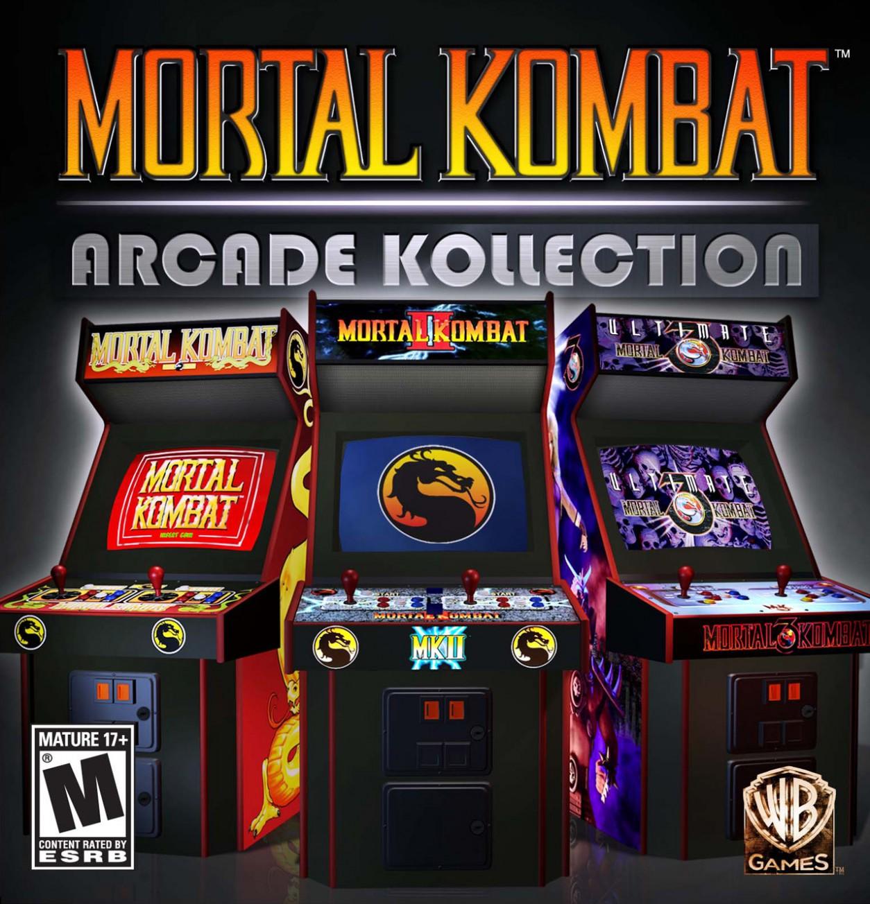 Mortal Kombat Arcade Kollection 2012 Free Download