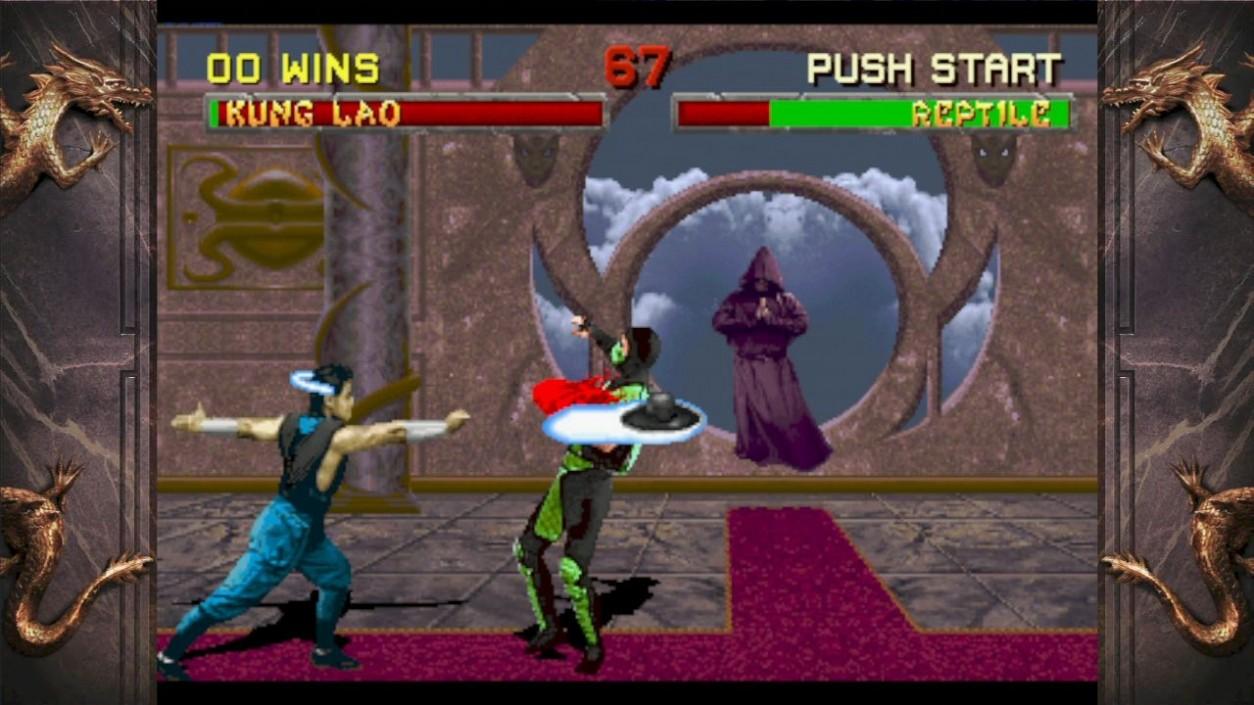 Mortal Kombat Arcade Kollection 2012 Two player
