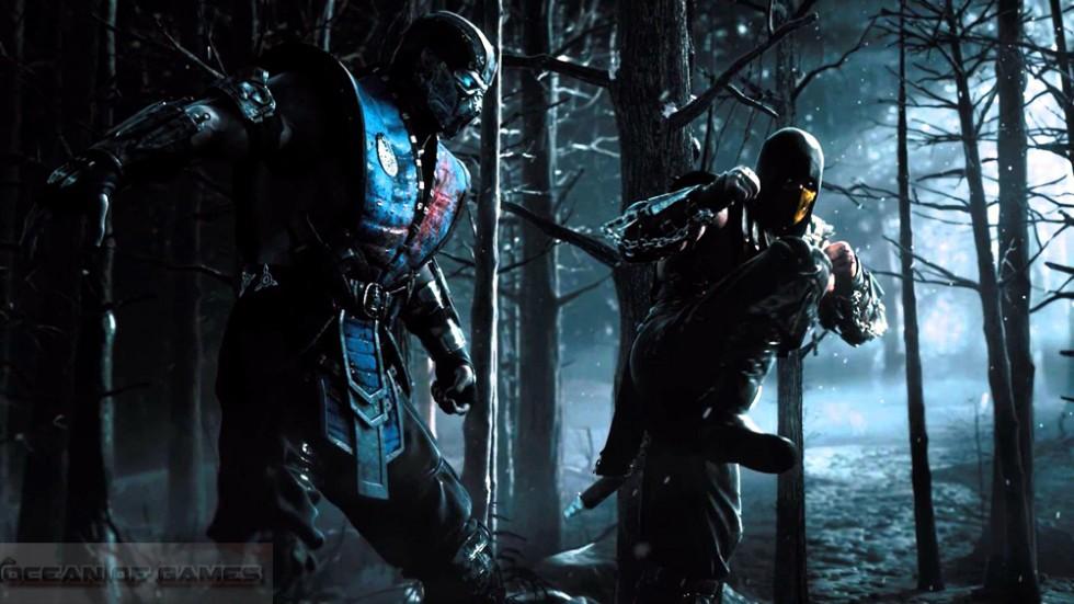 Mortal Kombat X Free Download - Ocean of Games