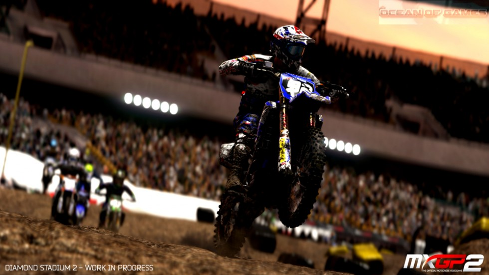MXGP2 The Official Motocross Video Game Features