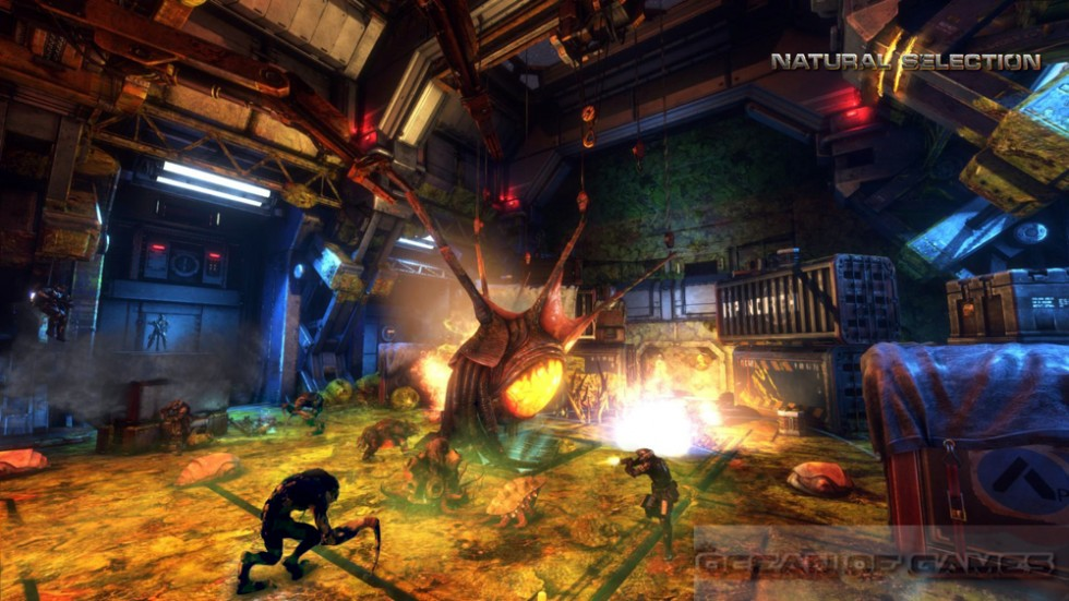 Natural Selection 2 Setup Free Download