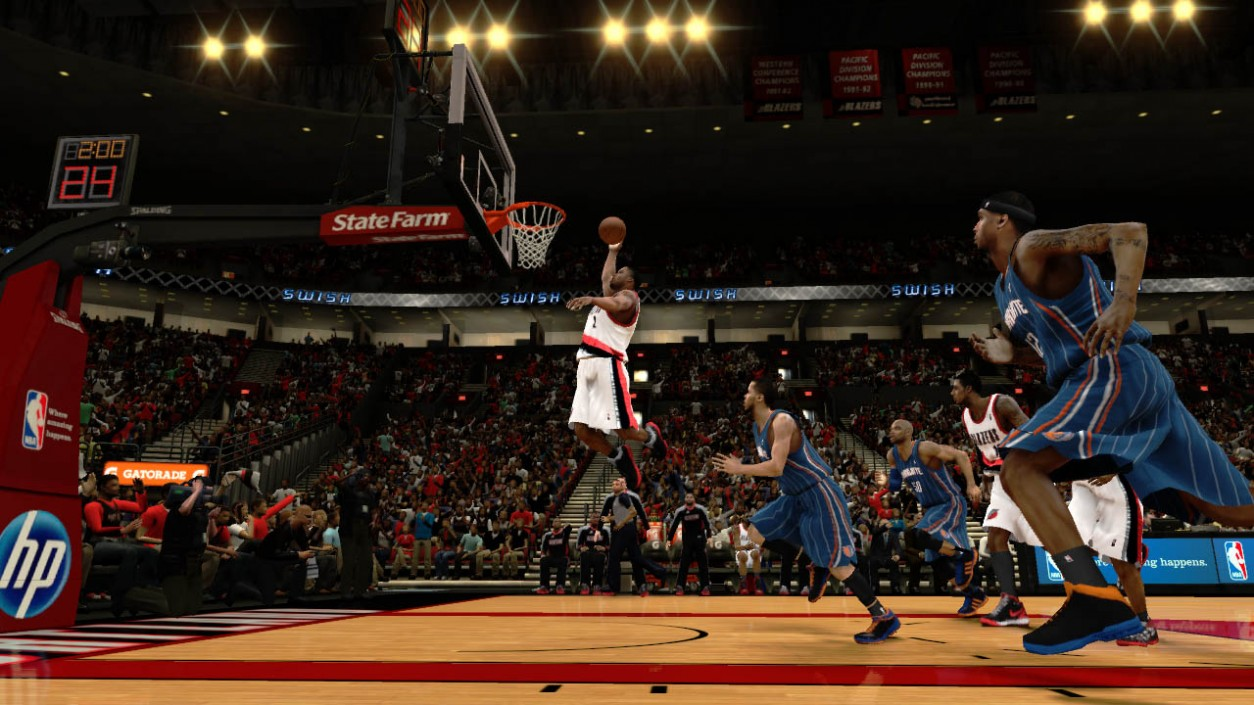 NBA2K12 wallpaper