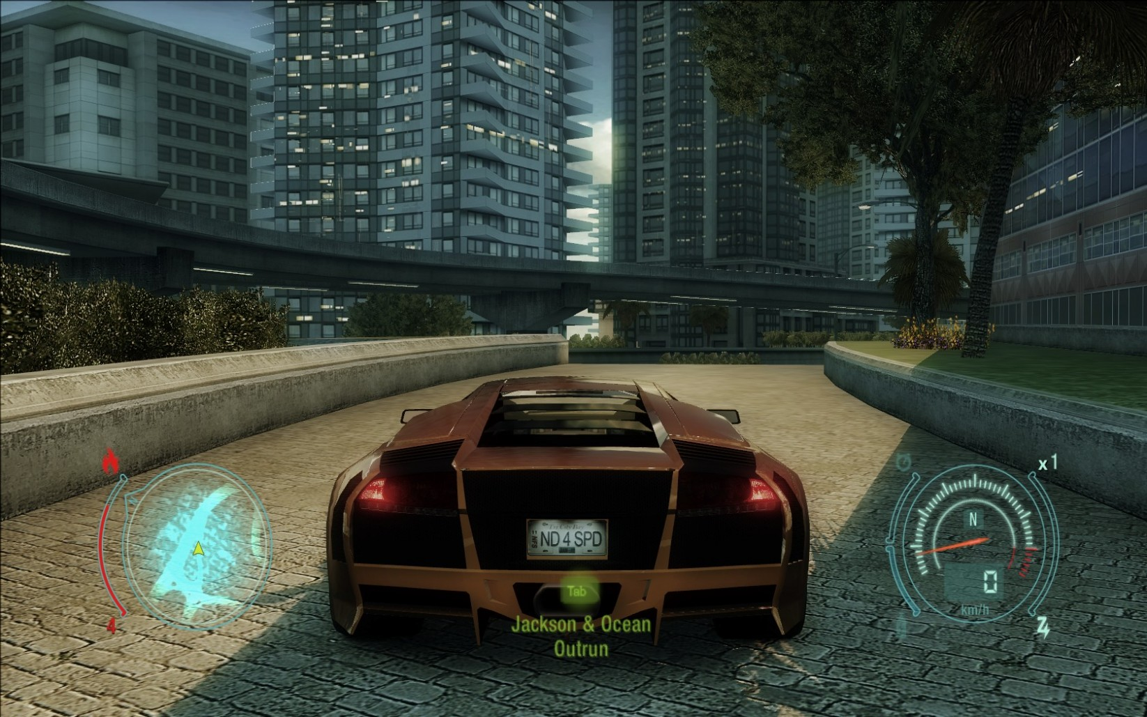 Need For Speed Undercover free