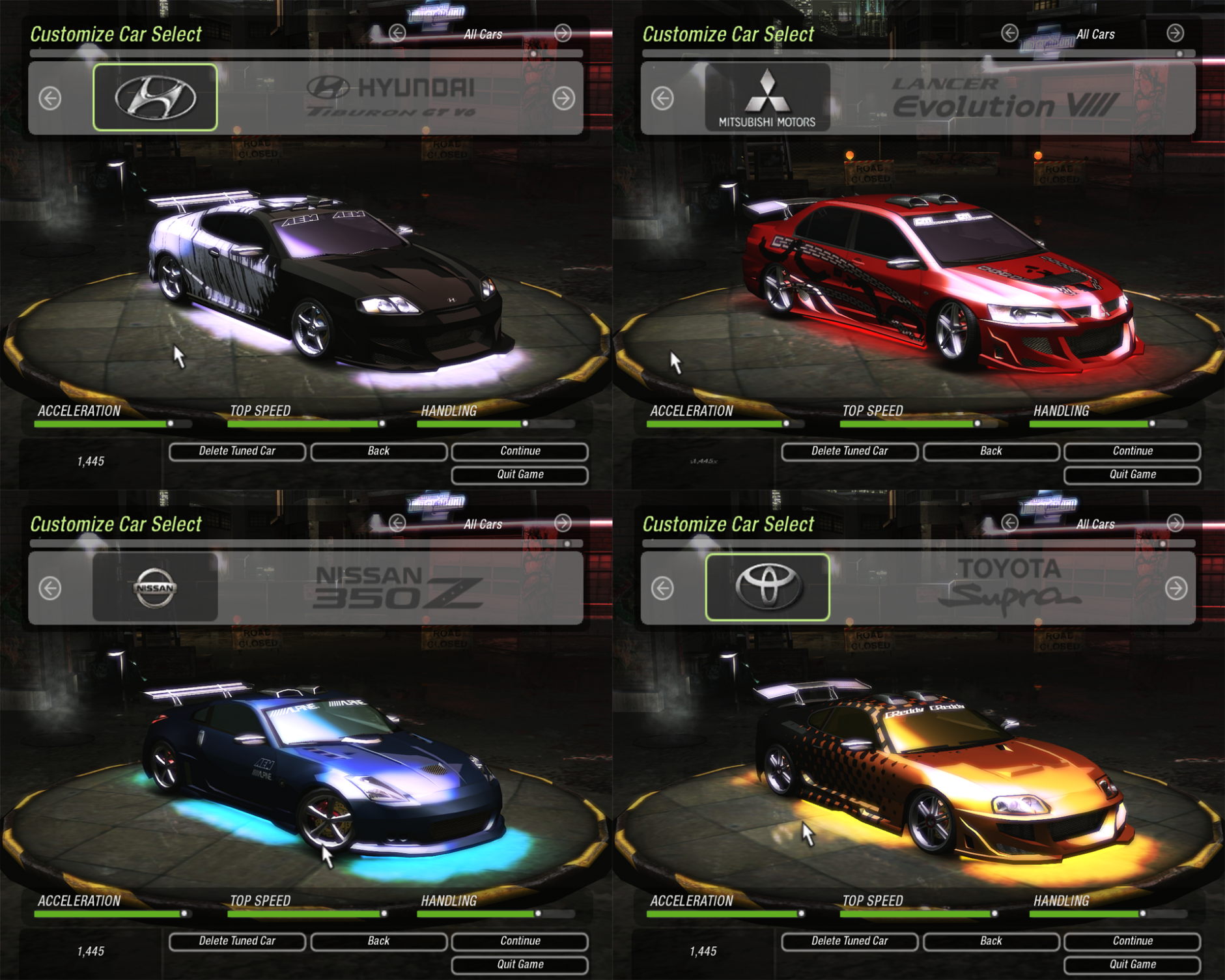 Need For Speed Underground 2 Free Download Ocean Of Games