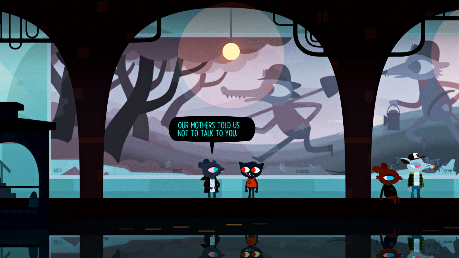 Night in the Woods Setup Free Download
