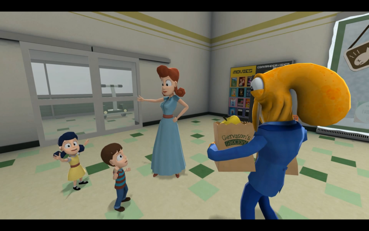 Octodad Dadliest Catch Features