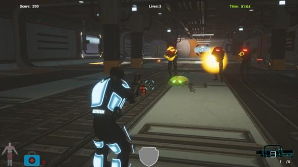 Omega Commando Free Download