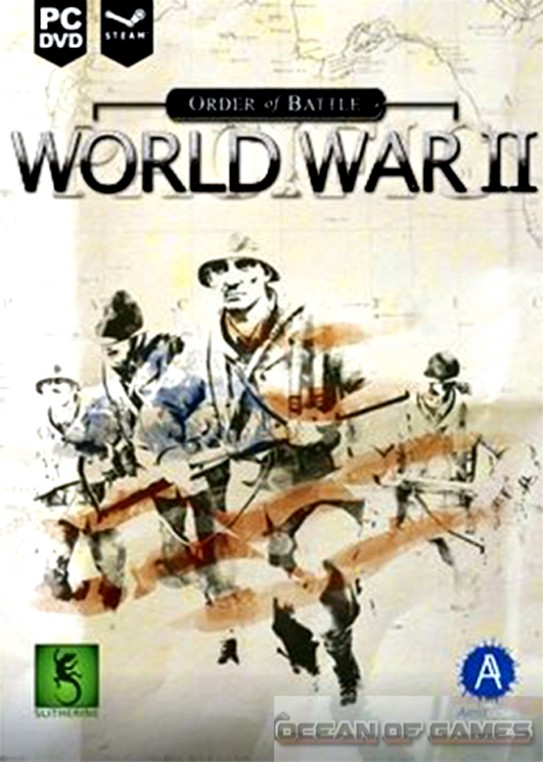 Order of Battle World War II Free Download