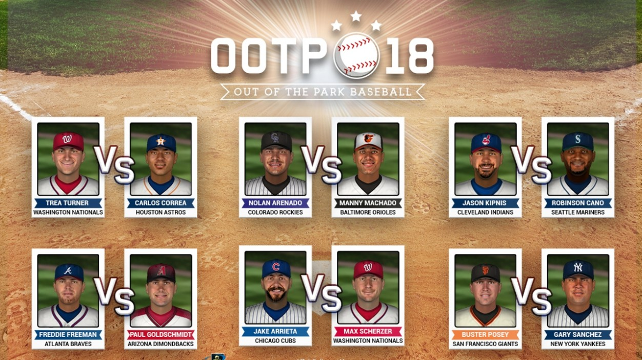 Out of the Park Baseball 18 Setup Free Download