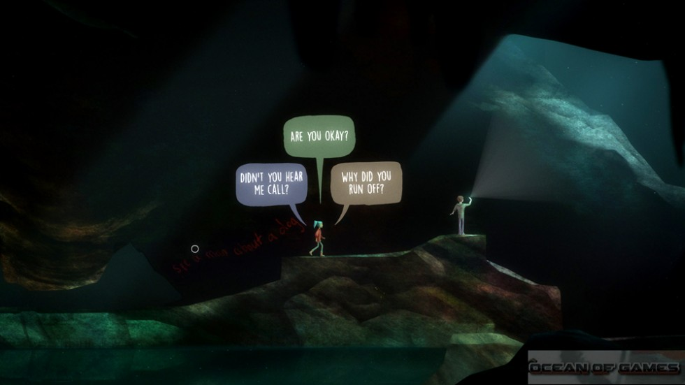 Oxenfree Features