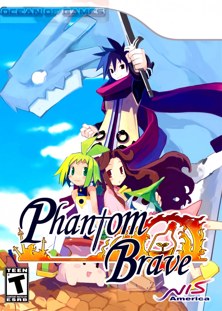 Phantom Brave 2016 Free Download