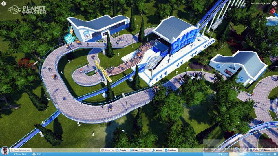 Planet Coaster Alpha Free Download