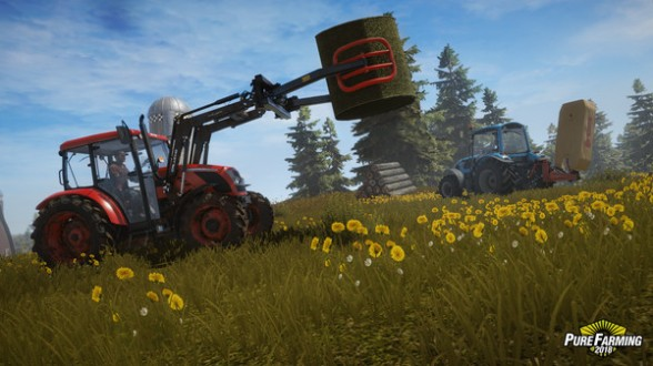 Pure Farming 2018 Update Free Download