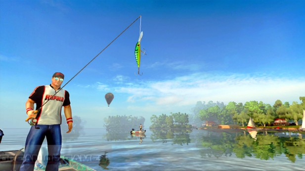 Rapala Pro Fishing Features